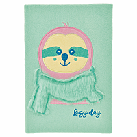 Journal Furry Sloth