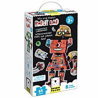 Mix and Match Robot Lab