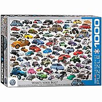 What's your Bug? VW Puzzle