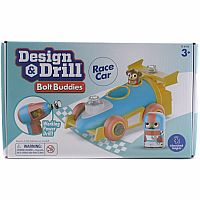 Design Drill Bolt Buddies Race