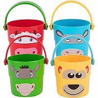 Funny Face Stacker Bucket