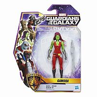 Guardians of the Galaxy Gamora 6""