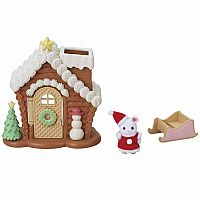 Calico Gingerbread Playhouse