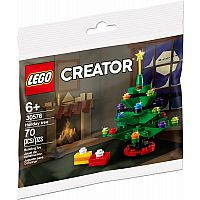 Lego Holiday Tree