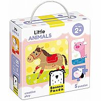 Little Animals Puzzles