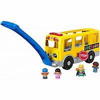 Little People Big School Bus