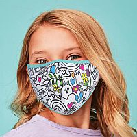 Color Me Face Mask - Children's Size