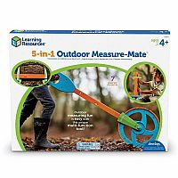5 in 1 Outdoor Measure Mate