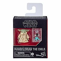 Mini Mandalorian The Child Set