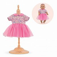 "12"" Pink Sweet Dreams Dress"