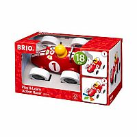 Brio Play Learn Racecar