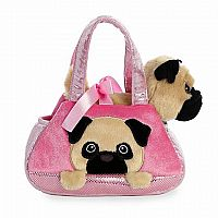 Pet Carrier PeekaBoo Pug