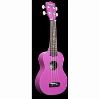 Penguin Ukulele Purple
