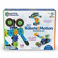 Robots in Motion Building Set