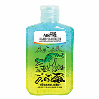 Clean with Color Sanitizer Dinosaur