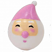 Holiday Stress Ball Santa