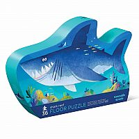 Shark Reef 36pc Puzzle