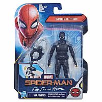 Spiderman Figure Claw