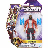Guardians of the Galaxy Star Lord 6""