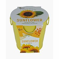 Flower Grow Pail Sunflower