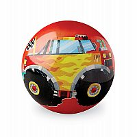 "4""  Mini Playball Monster Truck"