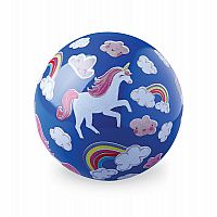 "4"" Mini Playball Unicorn"