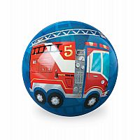 "4"" Mini Playball Fire Truck"