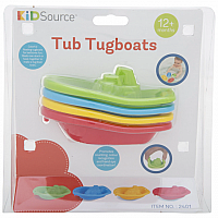 Tub Tugboats