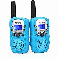 Walkie Talkie Set Sky Blue
