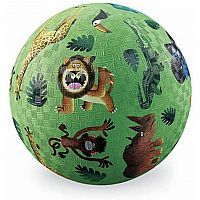 "5"" Ball - Very Wild Animals"