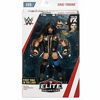 Elite Wrestling Eric Young