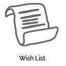 1 Wish List