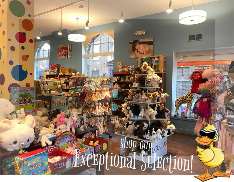 Welcome to Lucky Duck Toys super selection of toys
