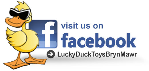 visit lucky duck toys facebook page