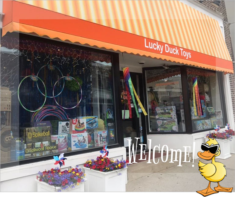 Welcome to Lucky Duck Toys
